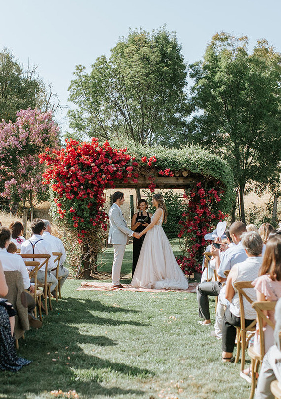 eba0a105a539 Even though we're busy preparing for our big warehouse sale, we can't help  but share this gorgeous rustic wedding by Prim Event Studio.
