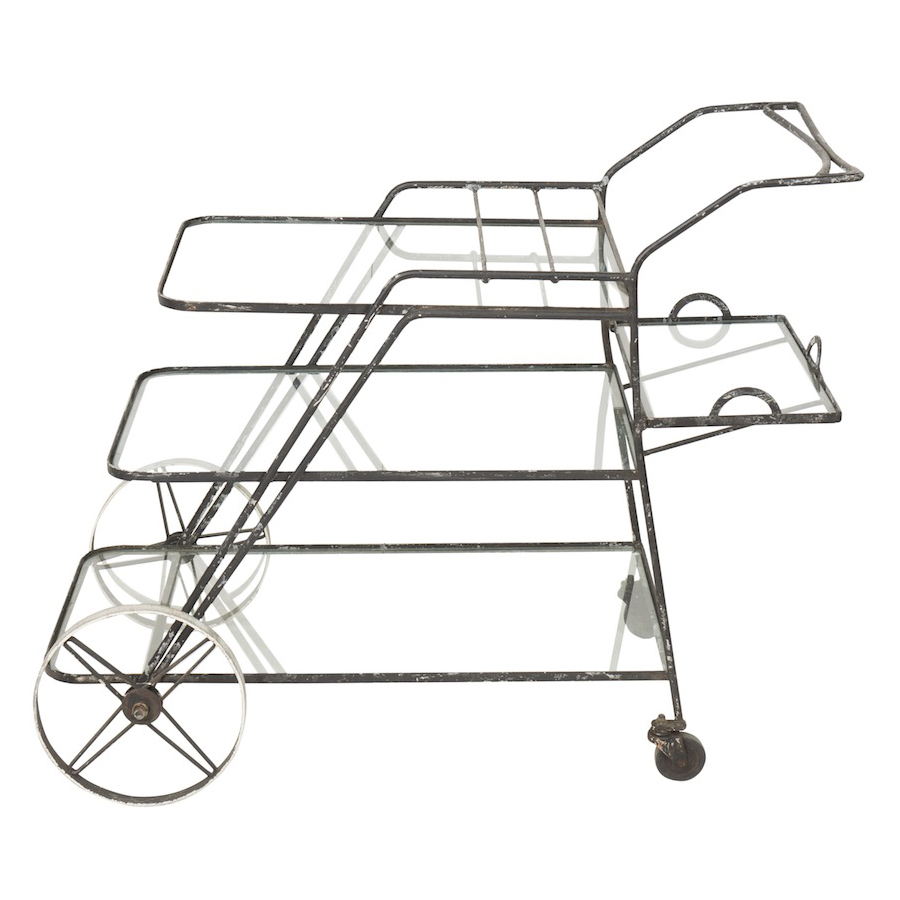 Zenthial Tiered Cart