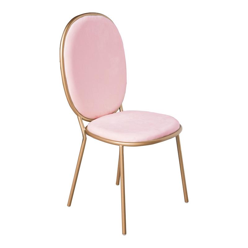Bijou Blush Chairs