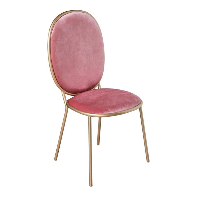 Bijou Pink Chairs