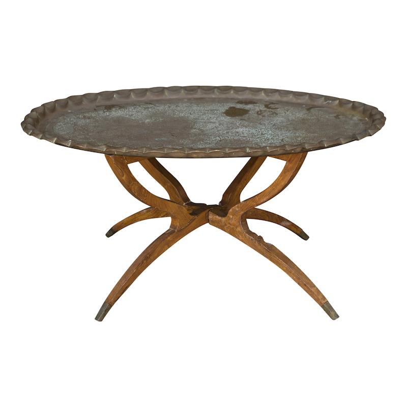 Tumeric Coffee Table