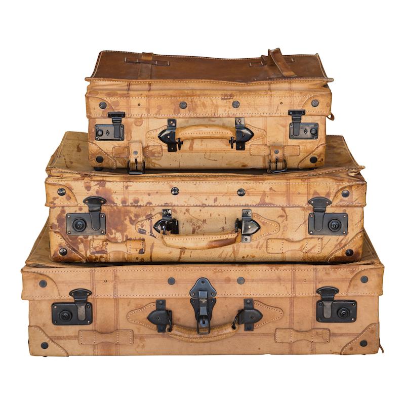 Benjamin Suitcases (set of 3)