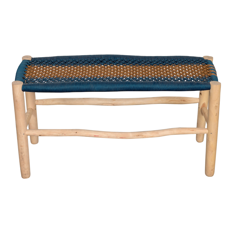 Fez Striped Benches