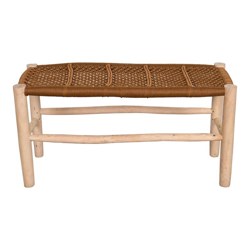 Fez Tan Bench