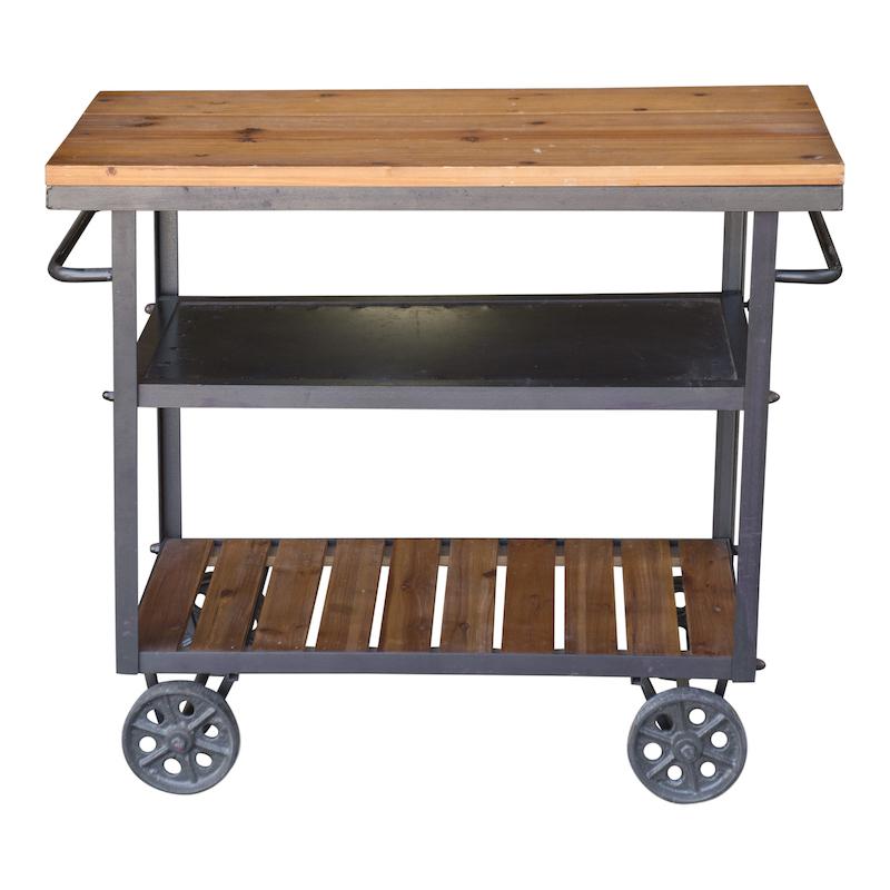 Haroldson Bar Cart