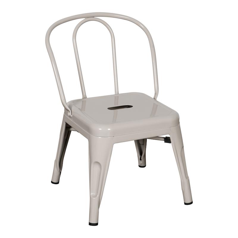 Harper Grey Child's Chair