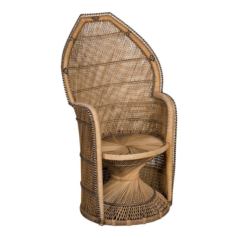 Keanu Peacock Chairs