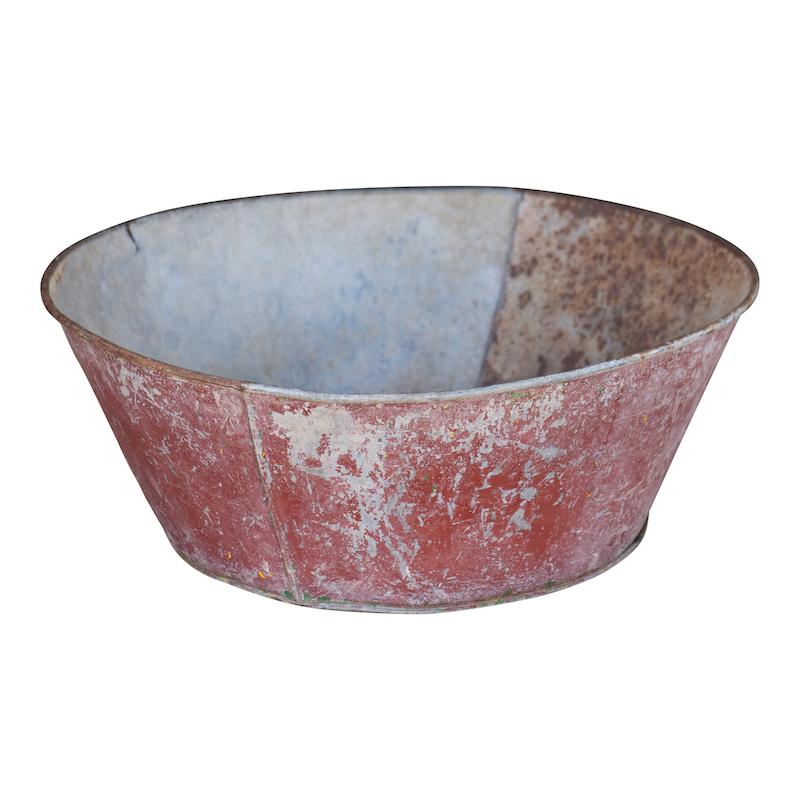 Prairie Tin Bowl