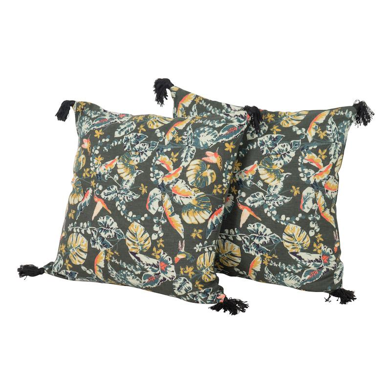Samira Meleze Pillows (pair)