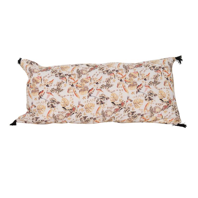 Samira Oversized Blanc Pillows