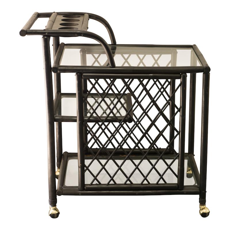 Sloane Bar Cart