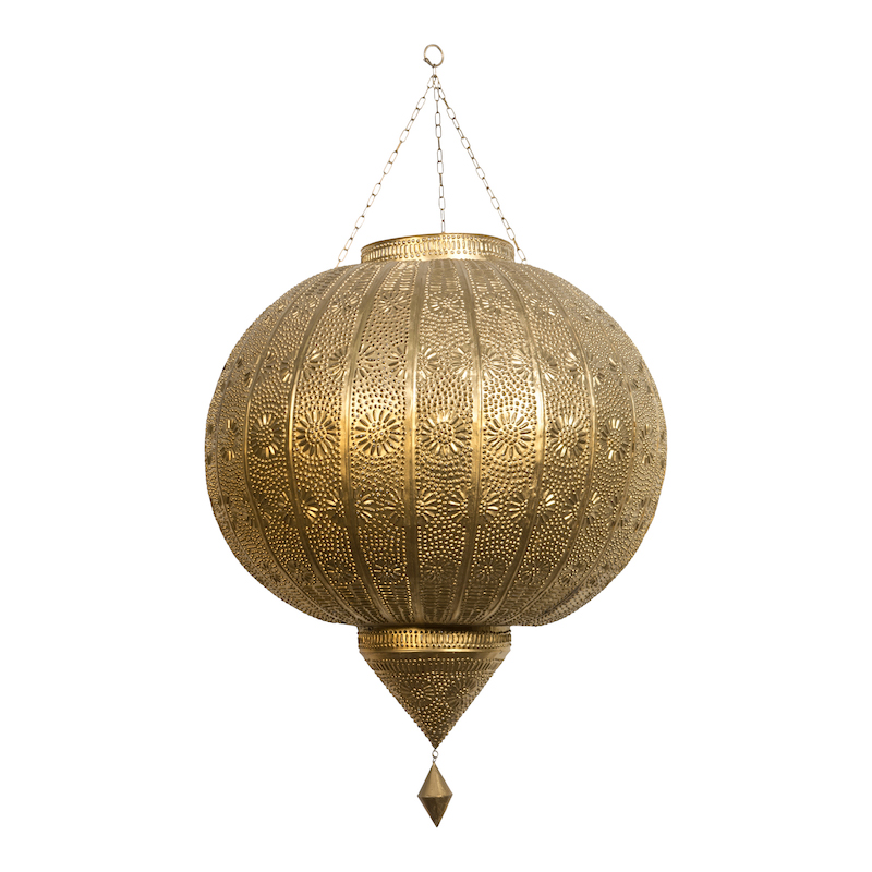 Brylee Gold Lanterns