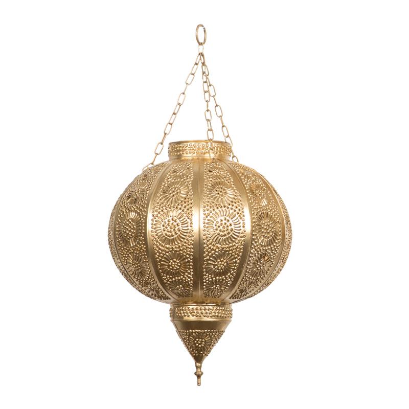 Brylee Petite Gold Lanterns