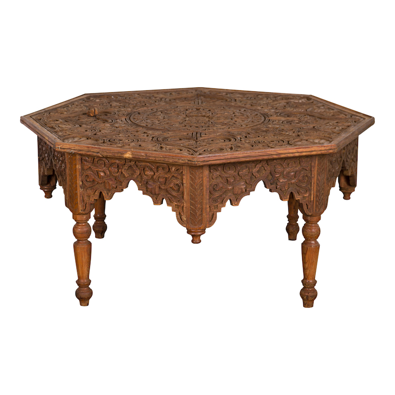 Farrah Dark Coffee Table