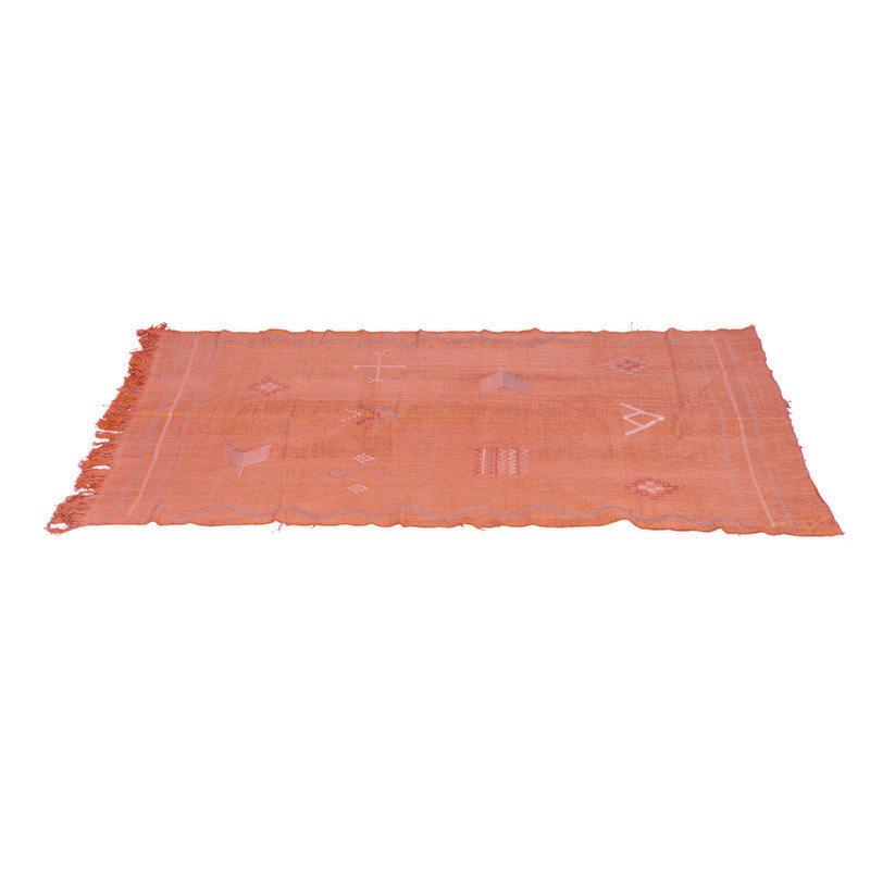 Gilana Orange Rugs