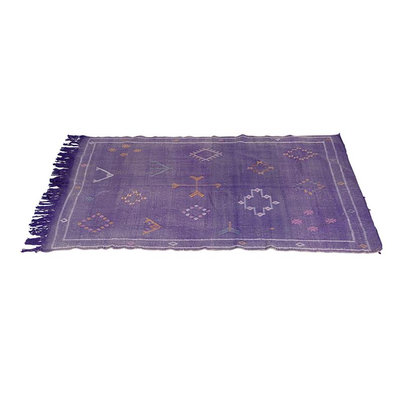 Gilana Purple Rug