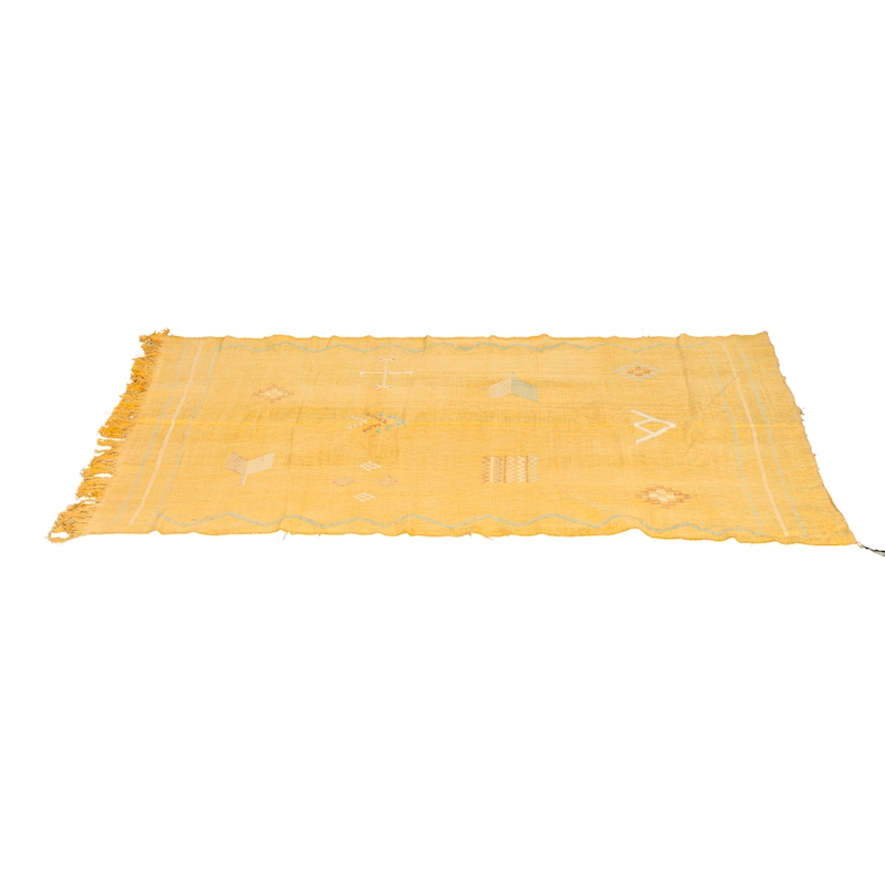 Gilana Yellow Rugs