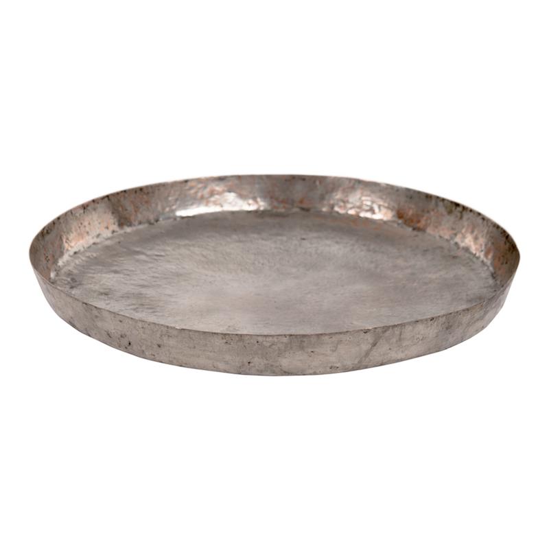 Osmin Silver Tray