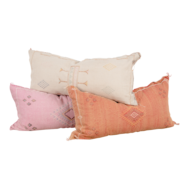 Rabia Oversized Pillows