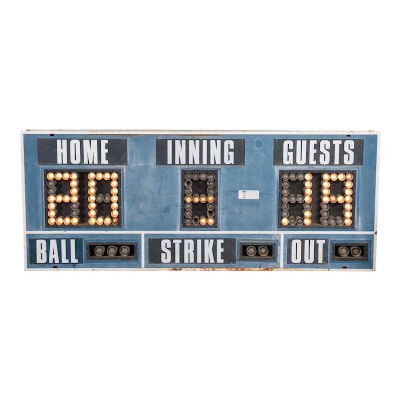 Ryder Scoreboard
