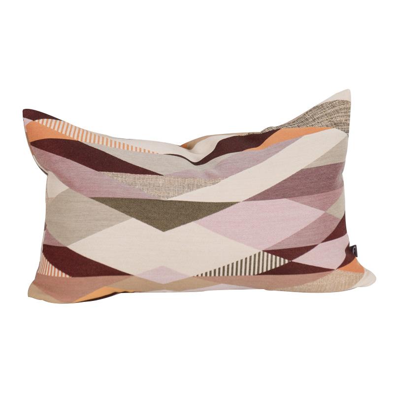 Tia Purple Pillows