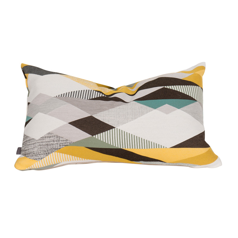 Tia Yellow Pillows