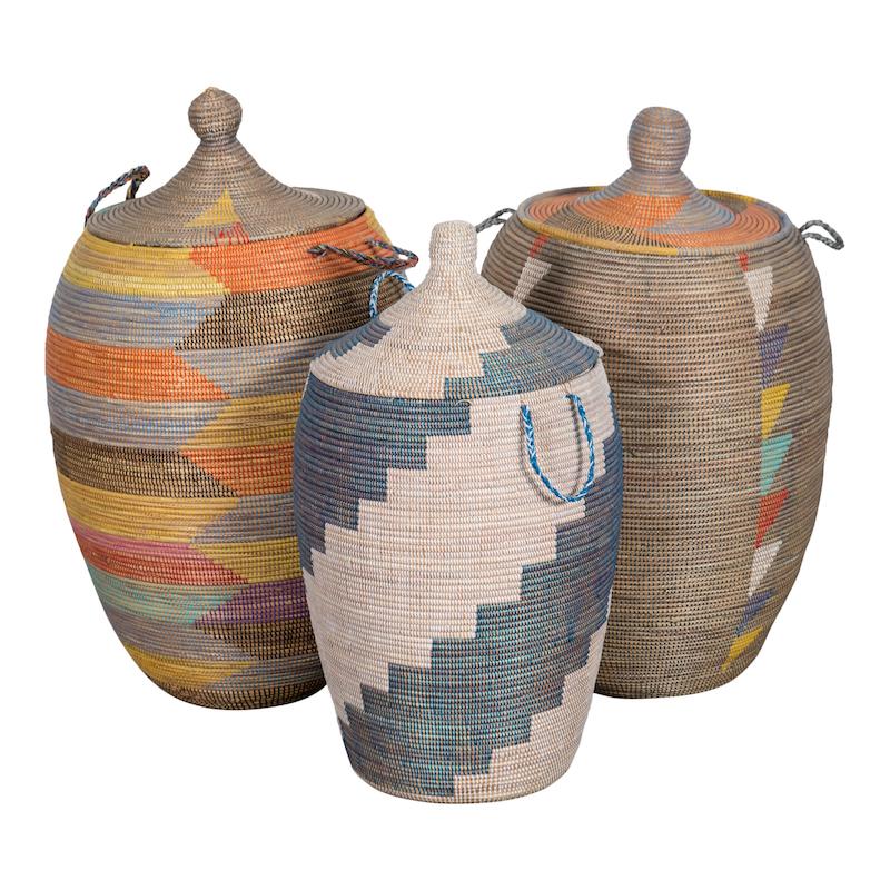 Udelle Baskets (set of 3)