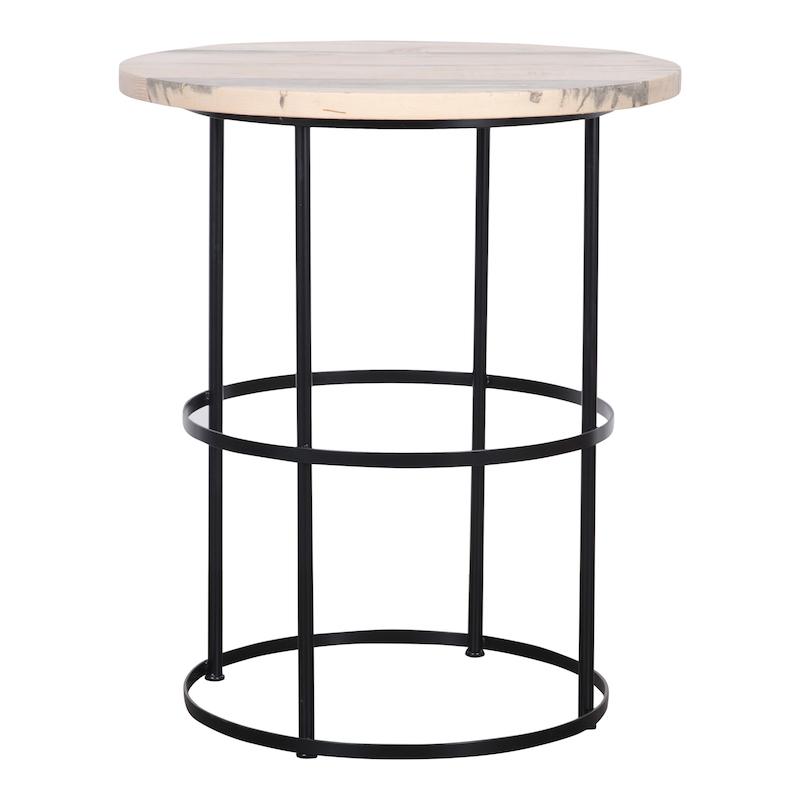 Carter Black Cocktail Tables