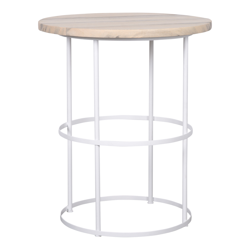 Carter White Cocktail Tables