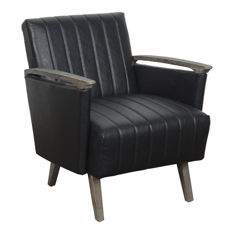 Channing Leather Chairs