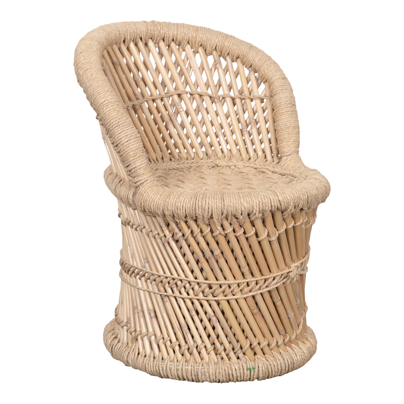 Christina Child's Rattan Chair