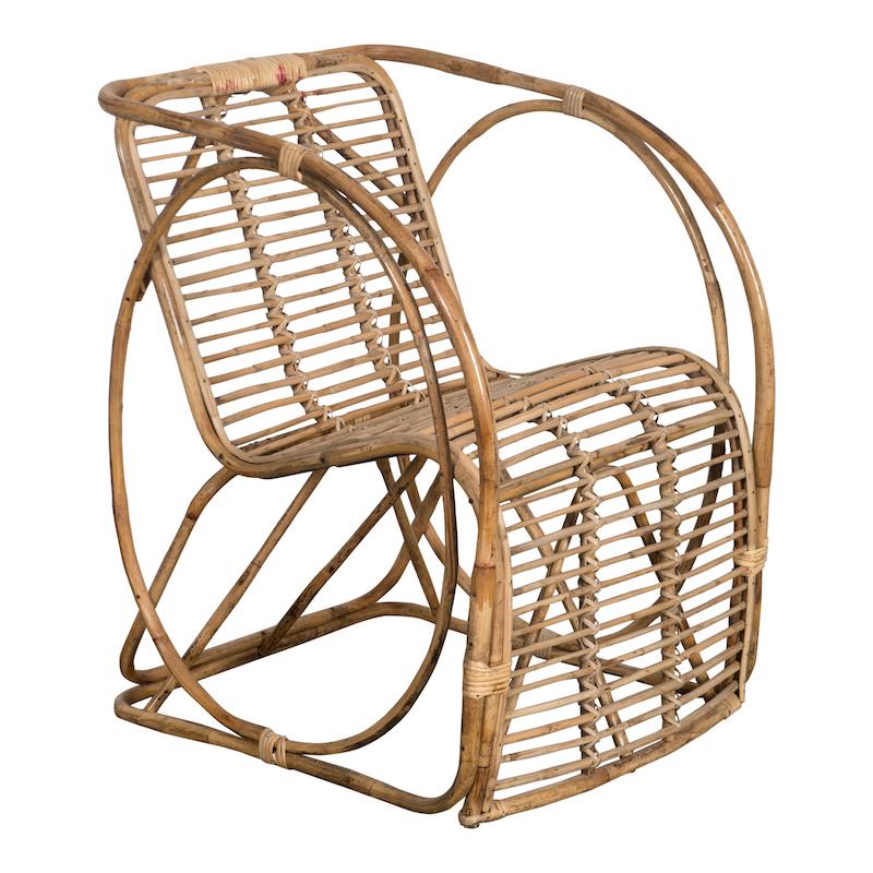 Dex Rattan Chairs