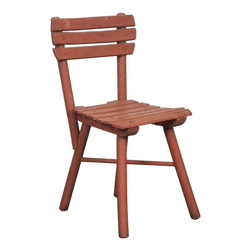 Johnny Red Child Chair
