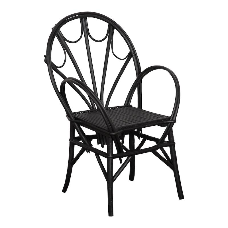 Micah Rattan Chairs