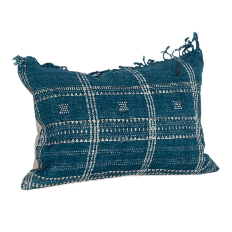 Milena Blue Pillows
