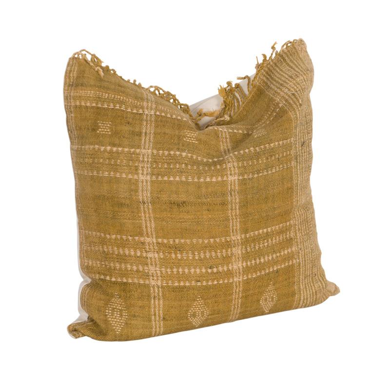 Milena Mustard Pillows