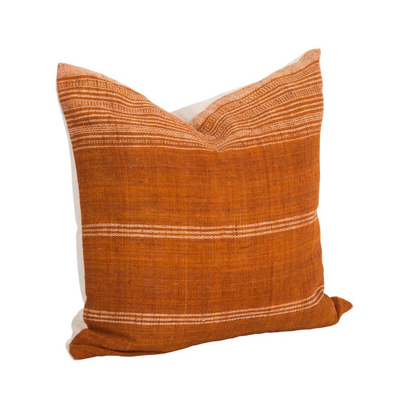 Milena Orange Pillows