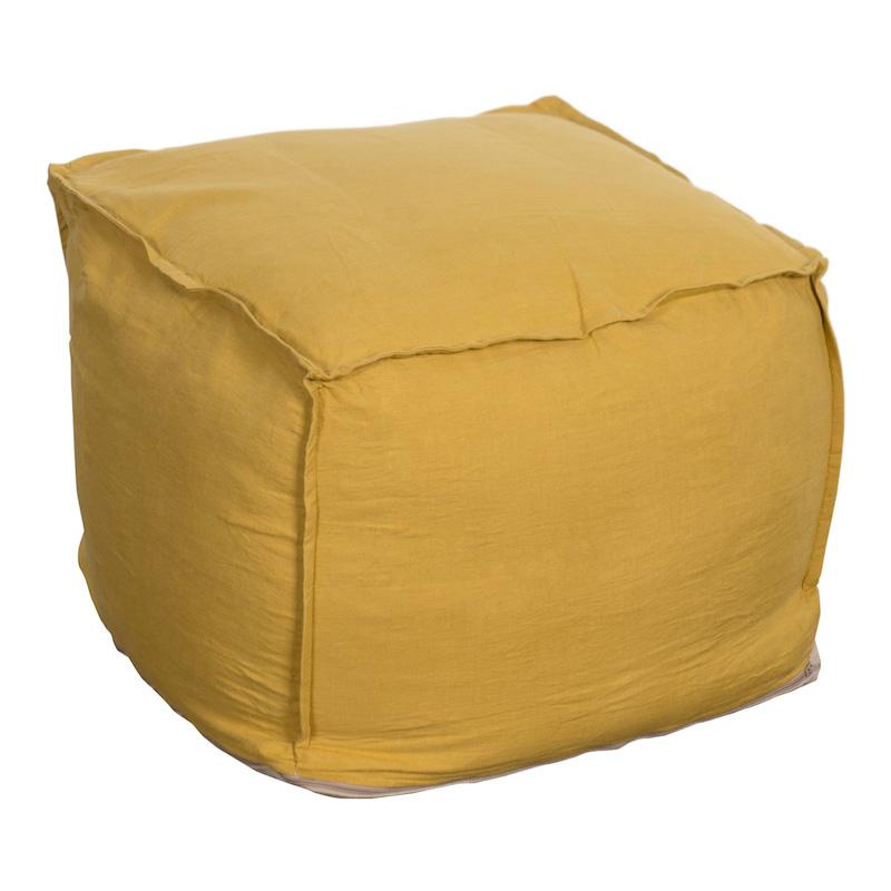 Rosie Yellow Cushion