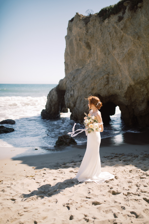 Seascape Styled Shoot