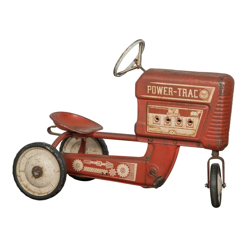 Cohen Tractor