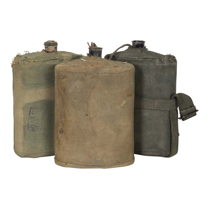 General Canteens (set of 3)