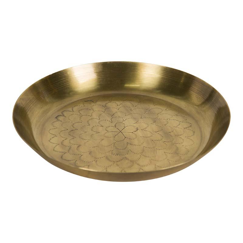 Stacey Brass Trays