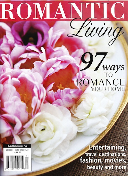 Romantic Living…Featured!